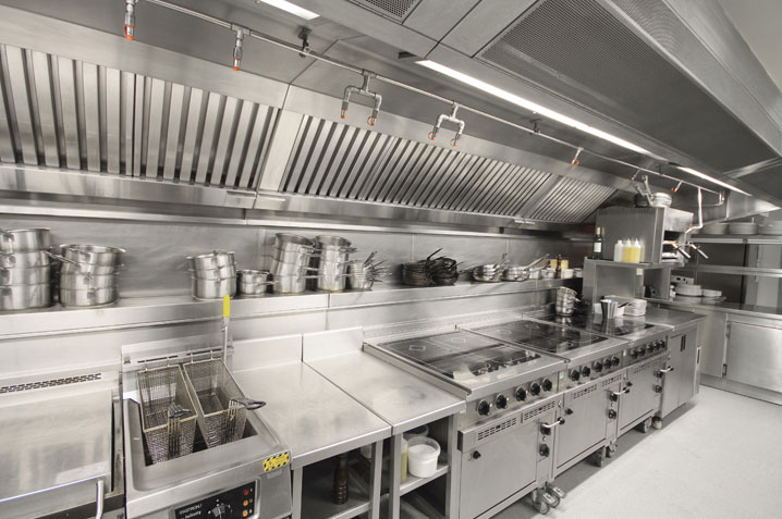 Boston Area Kitchen Ventilation Services